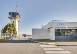 La SAS Sealar est le nouveau gestionnaire de l'aéroport de Vannes-Golfe du Morbihan