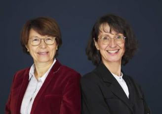 Véronique Le Berre et Catherine Barbier , un duo à la tête de Sperel RH