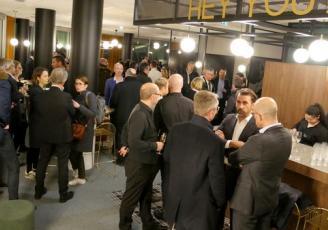 Whoorks  Rennes a été inauguré hier soir en présence de Vincent Legendre (Président du Directoire du Groupe Legendre), Pascal Martin (Directeur Général du Groupe Legendre) et près de 200 invités.