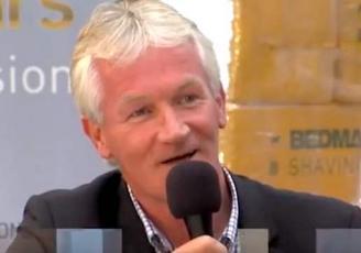 Patrice Etienne, PDG et fondateur de Winfarm à Loudéac