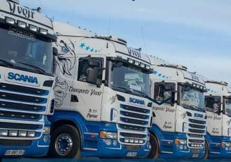 le Groupe Yvoir implanté à Pipriac en Ille-et-Vilaine, spécialisée dans le transport de marchandises palettisées en lots, demi-mots et complet, vient d'être repris par un autre breton, l'entreprise Groussard (35)