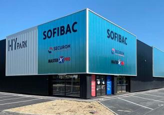 Depuis le 1 er juin 2021, l'agence Sofibac a pris ses quartiers au 16 rue des Charmilles – Ecopôle Sud-Est – 35510 à Cesson-Sévigné.