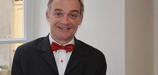 Fabrice Rivaille, Président de Mutual Audit basée à Vannes