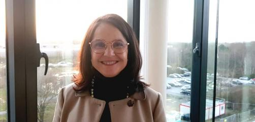 Marie-Laure Collet dirige Abaka, un cabinet de recrutement et conseil RH implanté à Rennes, Paris, Nantes ou encore Caen.