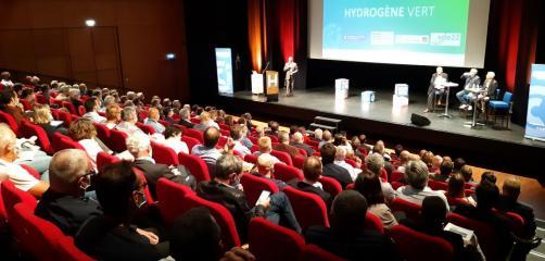 La CCI des Côtes d'Armor a créé un cluster hydrogène pour accélérer le développement de cette filière sur son territoire.