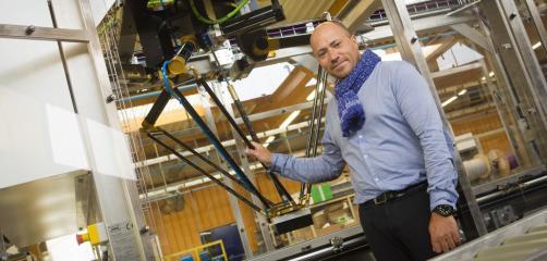 Réalité virtuelle, machines connectées, extranet client et fournisseur, lunettes connectées : le numérique est au cœur de la stratégie du groupe MG-Tech dirigé par Eric Gautier.