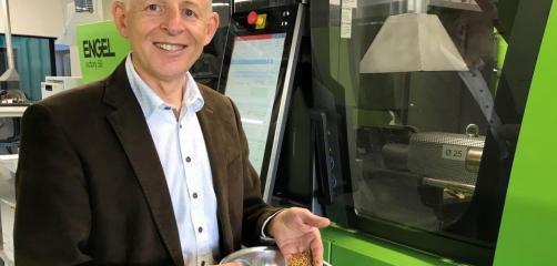 Bruno Legentil, dirigeant fondateur d'Elixance, PME indépendante dans l'industrie chimique.