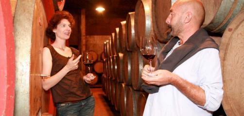 """Pour Fanny Dubreuil, à la tête de Genuine Wines, le """"vin c'est magique"""""""