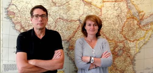 Émilie Fournier, cogérante avec Benoit Le Saint et Michel Lozahic de Grande Cuisine Export à Quemper-Guézennec