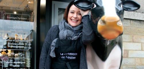 Située à  Bain de Bretagne en pleine zone rurale sur l'axe Rennes Nantes, La Crémerie de Louise a vu le jour en novembre 2015.