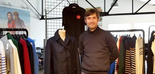 Maxime Dalmard, 4ème génération à tenir les rênes de l'entreprise familiale installée à Paimpol depuis 1922