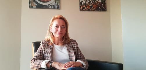 Depuis 2014, Valérie Le Graët continue à assurer le développement du Groupe fondé par son père, en 1986.