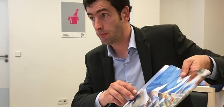 Jean-François Furic, fondateur de la conserverie Furic