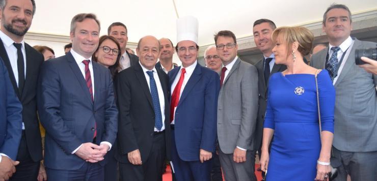 Bridor, filiale du Groupe Le Duff  fêtait ce matin ses 30 ans d'existence.