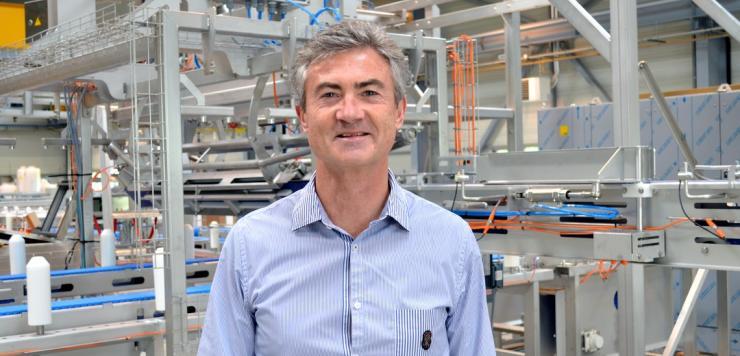 Jean-Luc Dréano, Président d'Armor Inox (56) est conseiller du commerce extérieur au sein du comité breton depuis 8 ans.