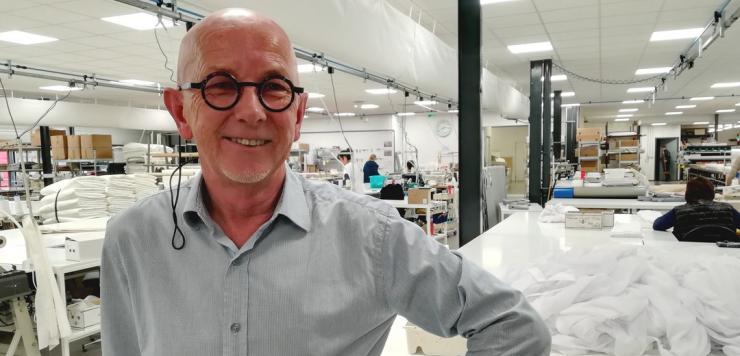 Grâce au programme Industrie du Futur, Dominique Roul, dirigeant de l'Atelier des Loisirs à Quévert, a fait passer son entreprise dans une autre dimension.