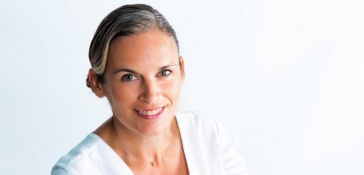 Clarisse Le Court, Présidente de la prochaine édition des Oscars des Côtes d'Armor qui se dérouleront le 2 avril au Palais des Congrès de Saint-Brieuc