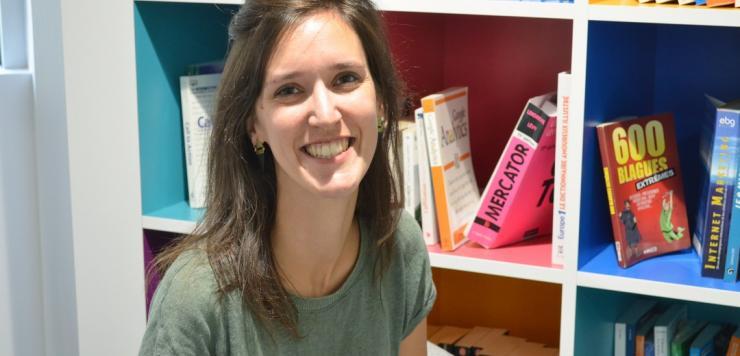 Chef de projet SEO chez Médiaveille à Rennes , Céline  Chaussavoine est passée par la Faculté des Métiers de la CCI Ille-et-Vilaine  pour se former au marketing digital