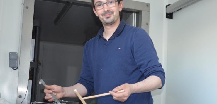 Nicolas Guélou a repris Lamballe Crêperie en janvier 2017, rebaptisée depuis Ame de Bretagne