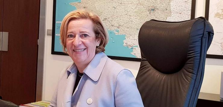 Michèle Kirry, préfète de la région Bretagne nous a accordé son dernier entretien, le 5 novembre, en pleine accélération de la seconde vague de Covid-19. Elle a quitté son poste le 13 novembre pour rejoindre Paris.