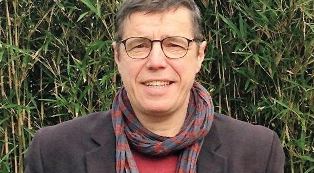 Frédéric Jayot, directeur général du parc de Branféré et de l'école Nicolas Hulot