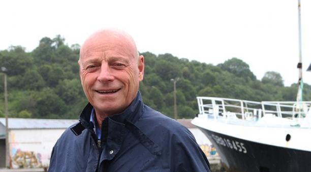 Jean Porcher, armateur costarmoricain