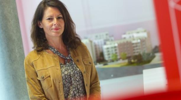 Laurence Bouriel-Duval, directrice marketing et communication du groupe Lamotte