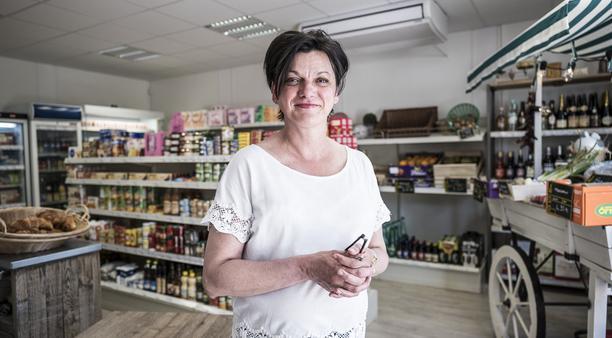 Epicerie commerce Roscanvel