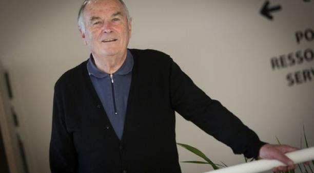 Joël Sieller, maire de Guichen et vice-président de Vallons de Haute Bretagne Communauté .