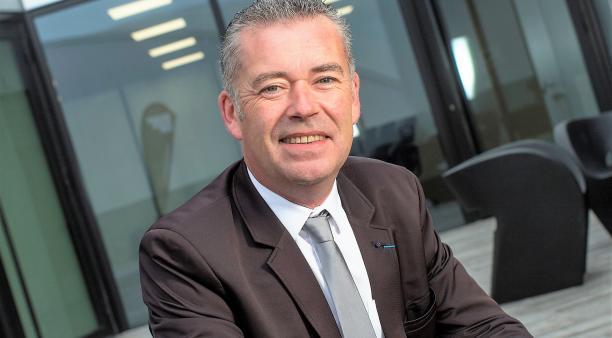 Pascale Olivard, président de l'Université Bretagne Loire
