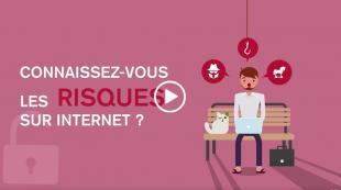 Intitulé « Sécurité sur Internet », le 3ème module de l'ANSSI (Agence nationale de la sécurité des systèmes d'information) est en ligne