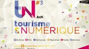 Tourisme et Numérique #3 aura lieu le jeudi 9 novembre 2017 à Lannion