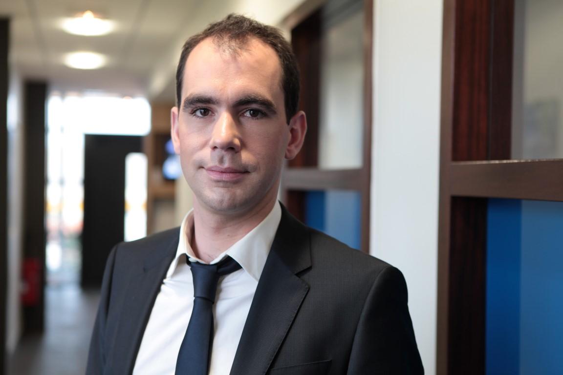 Thomas Lavallée,  Directeur Général de Palamatic Process.