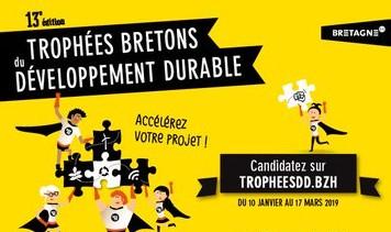 13e édition trophées bretons du développement durable : les candidatures sont ouvertes