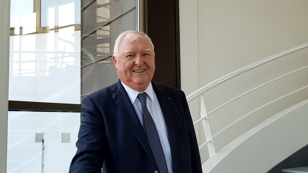 Jean-François Garrec, Prséident de la CCI Bretagne