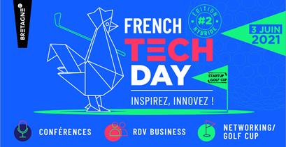 French Tech Day, mardi 3 juin, pour rencontrer l'écosystème numérique breton