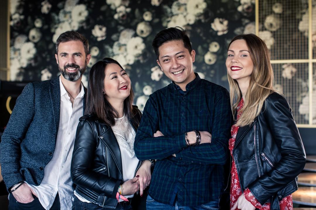 Avec ce huitième restaurant, le Groupe STD, piloté par Sophie Sturm pilote avec son mari, Thieck, son frère Nicolas et sa belle-sœur Amone emploie désormais 110 salariés.